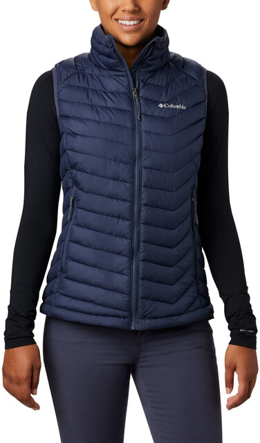 Columbia Powder Lite Chaleco Mujer, nocturnal